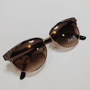 • NANETTE LEPORE • NWT cat eye sunglasses